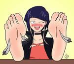 Jiro tickled (BNH)