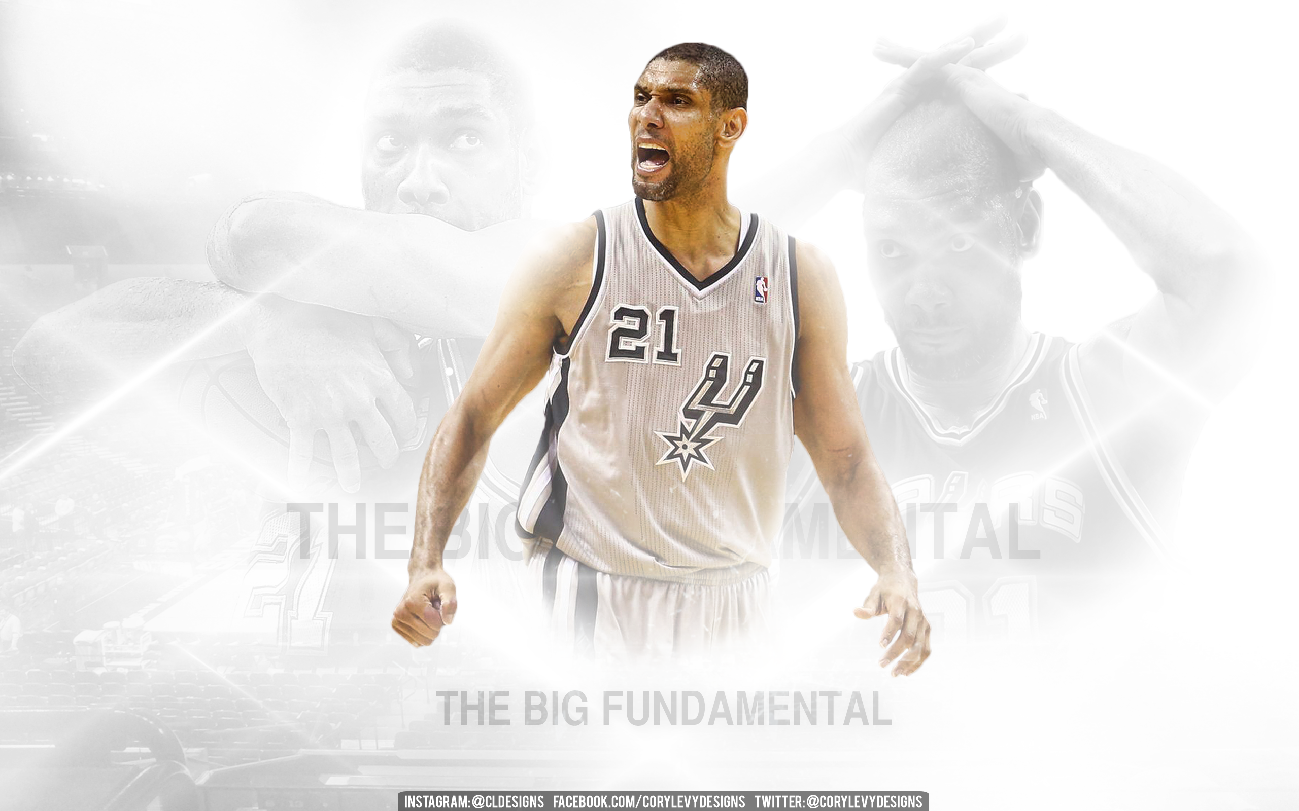 39 39 the big fundamental 39 39 tim duncan wallpaper by - Tim duncan iphone wallpaper ...