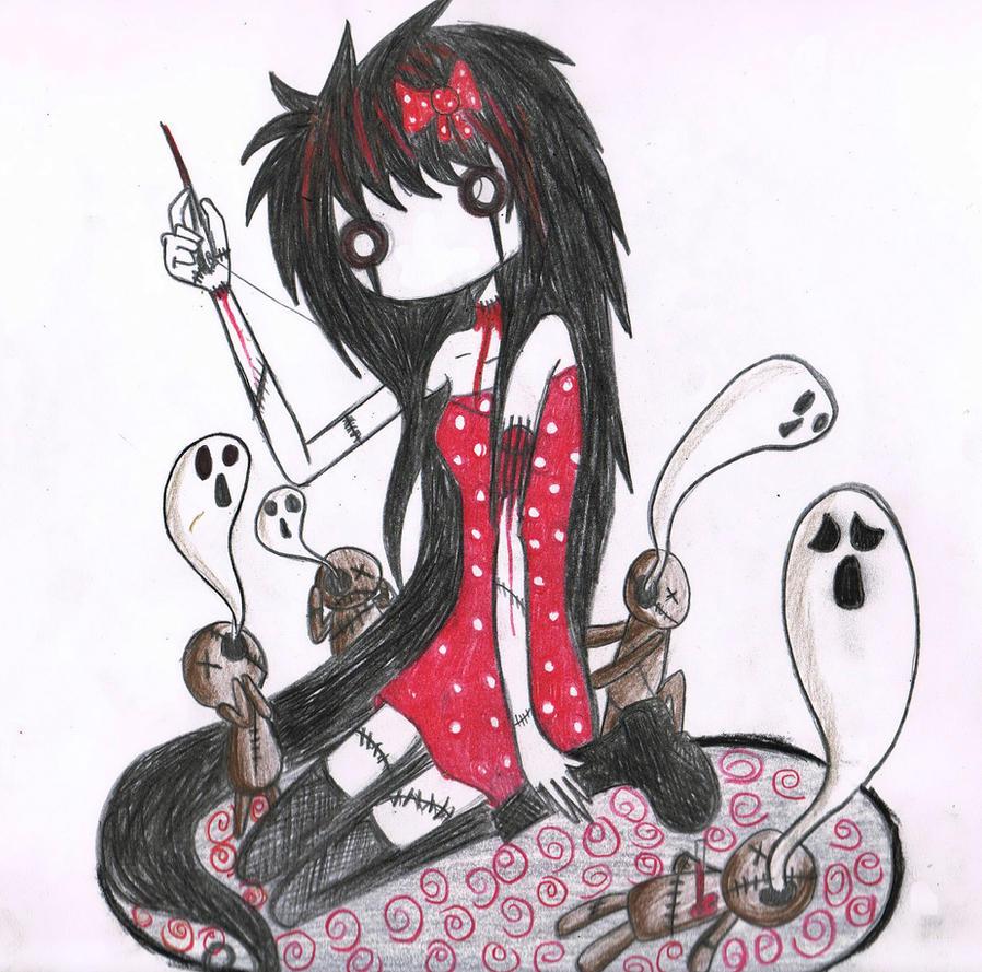 The emo girl by lovelylittlesunshine on deviantart the emo girl by lovelylittlesunshine voltagebd Choice Image