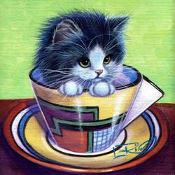 Tea Time by carefulwhatyawishfor