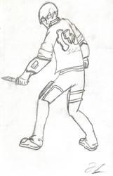 Nathaniel Pausch Sketch by ZSabotage