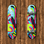 Vector Skateboard Deck