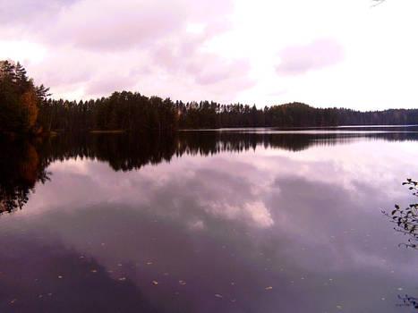 Finnish pre-autumn