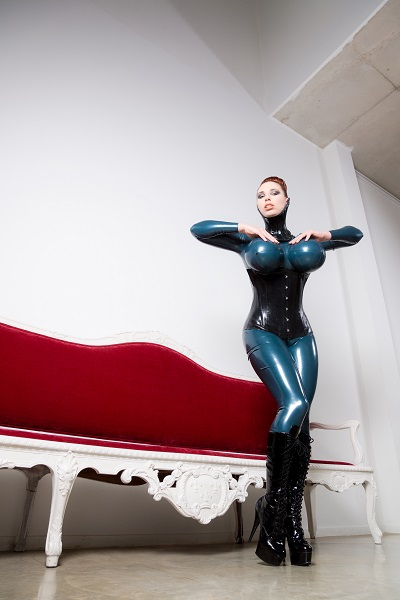 Heavy Rubber #1- Roswell Ivory by Roswell-Ivory