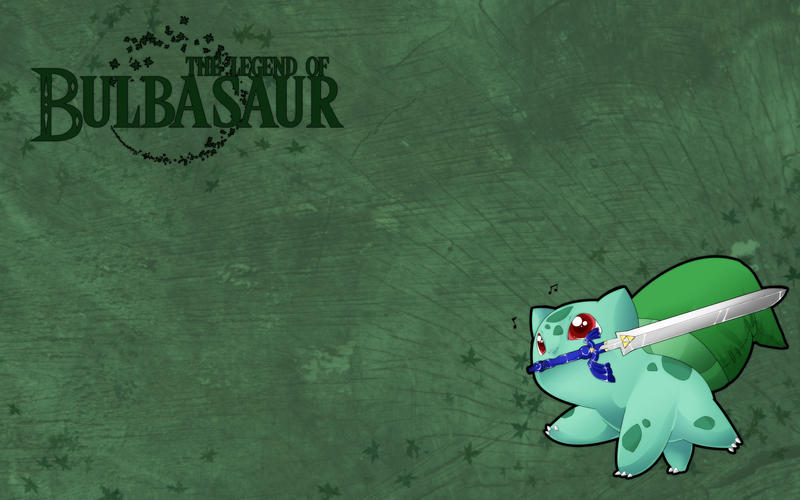 Legend of Bulbasaur by Zilleniose