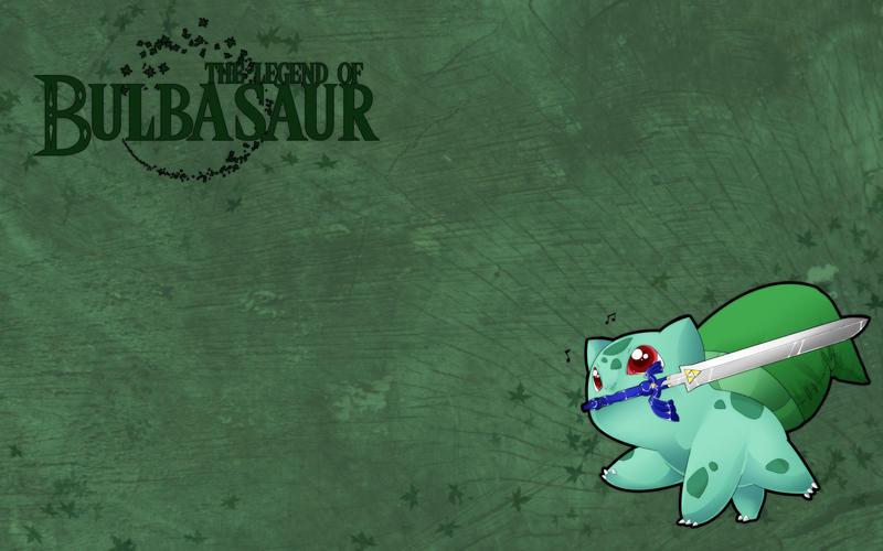 Legend of Bulbasaur by Zilleniose