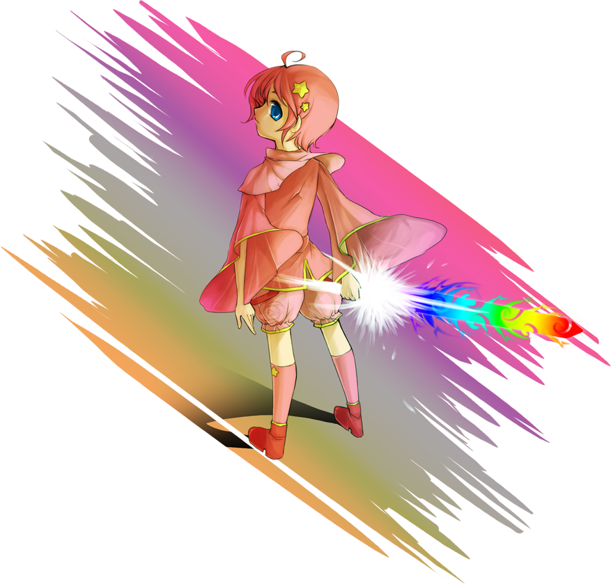 Sword Kirby Drawing Rainbow Sword Kirby Clipart