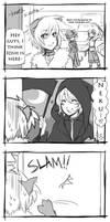 TWEWY: Halloween Comic