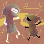 HS: Raggy Looking Dance