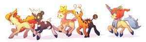 PKMN: Friendship is Pokemon