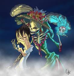 Muerte - Eddochan Contest by LadyBrot