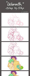 Warmth: Step by Step by LadyBrot