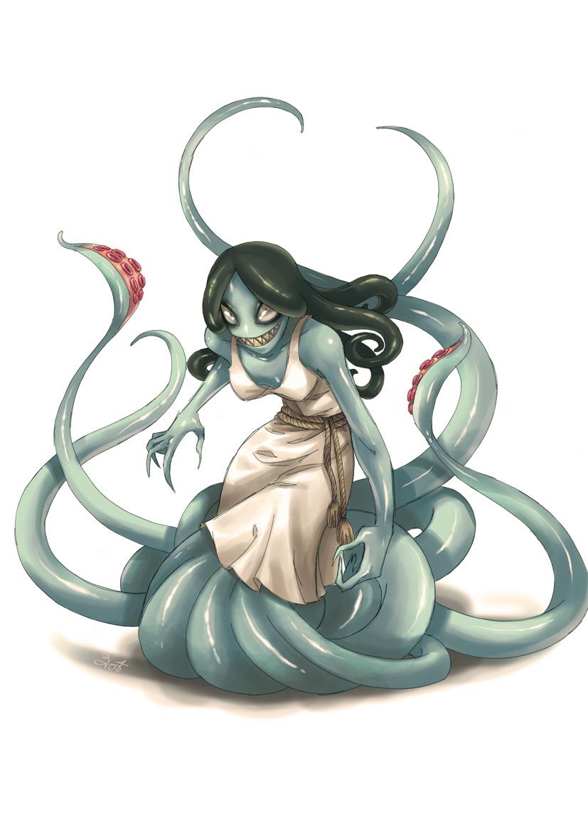 Siren by LadyBrot