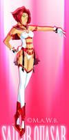 Sailor Quasar by DRACHEA RANNAK