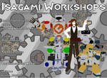 Isagami Workshops: Commission Contact Information by TheMedarotter