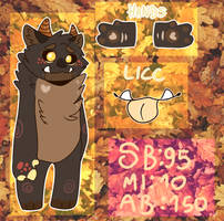 Autumn Beast auction! (SOLD)