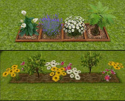 flores do The Sims - Play Store by BiancaPeres