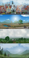 Yo Window clima - Play Store by BiancaPeres
