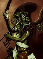 Medusa by BenZiegler