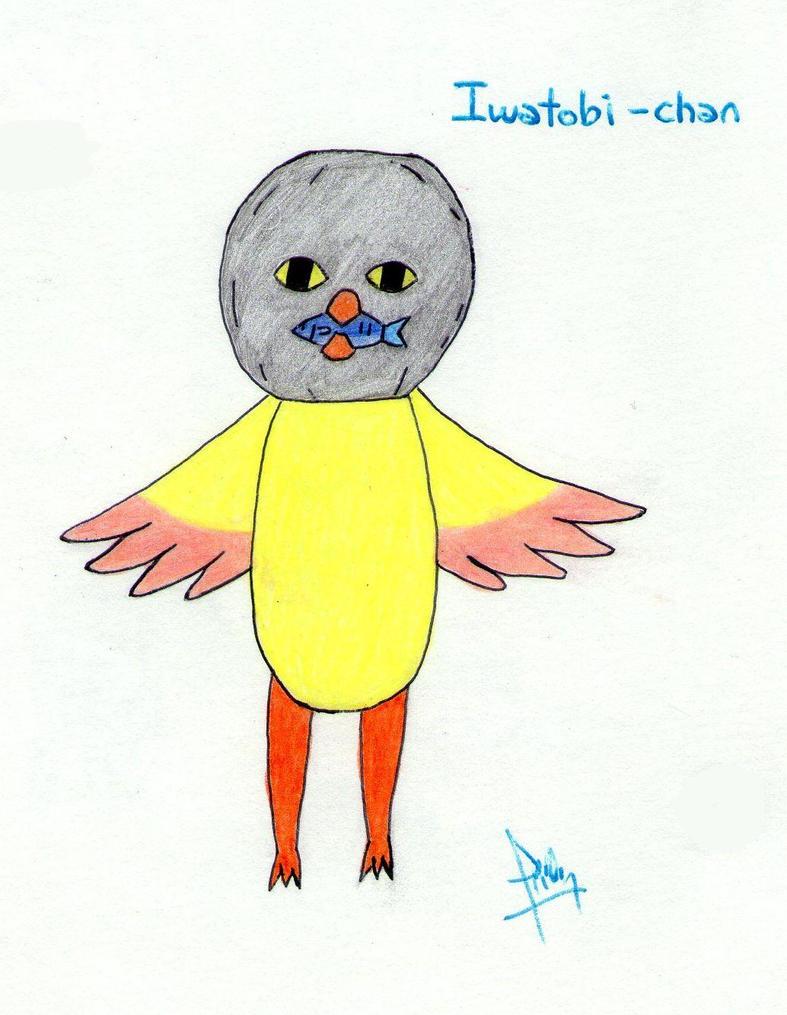 Iwatobi-chan !!! by DigitalPokeLau