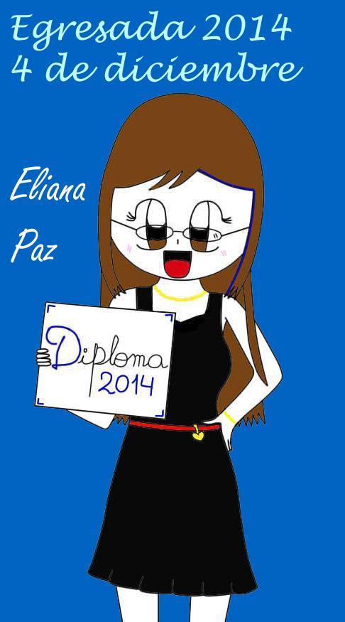 Eliana Diplomaaa by DigitalPokeLau