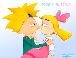Peace n Love by vakurii