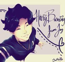 Happy Birthday To Me!~