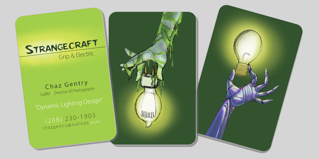 Strangecraft gripelectric business card by peganart on deviantart strangecraft gripelectric business card by peganart colourmoves