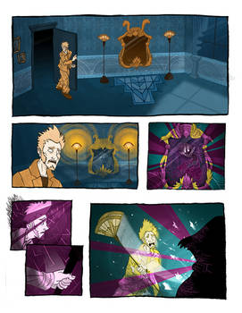 Campren Comic