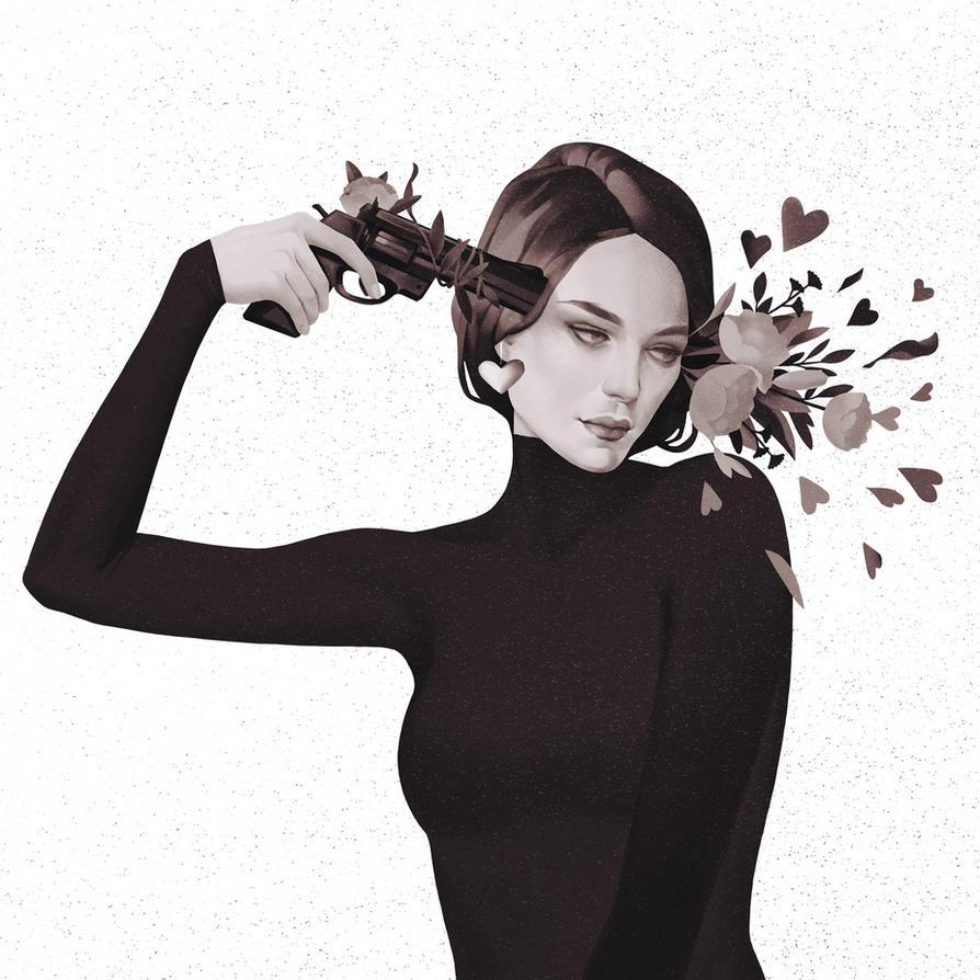 love by maria-menshikova