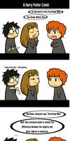Harry Potter Comic by KelleyArline