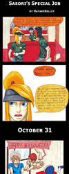 AAA: Sasori's Special Job by KelleyArline