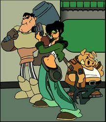 Team Jade by Bug-Off