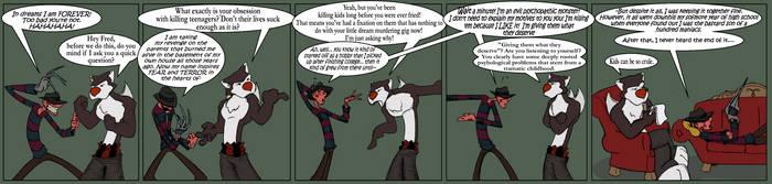 Diago vs. Freddy by Bug-Off