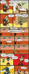 AFL4: Diago vs. Eric by Bug-Off