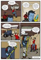DU: Jeanne Nocturne vs Deviant Universe pg. 7 by Bug-Off