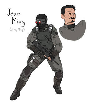 Shark Merc Jean Ming