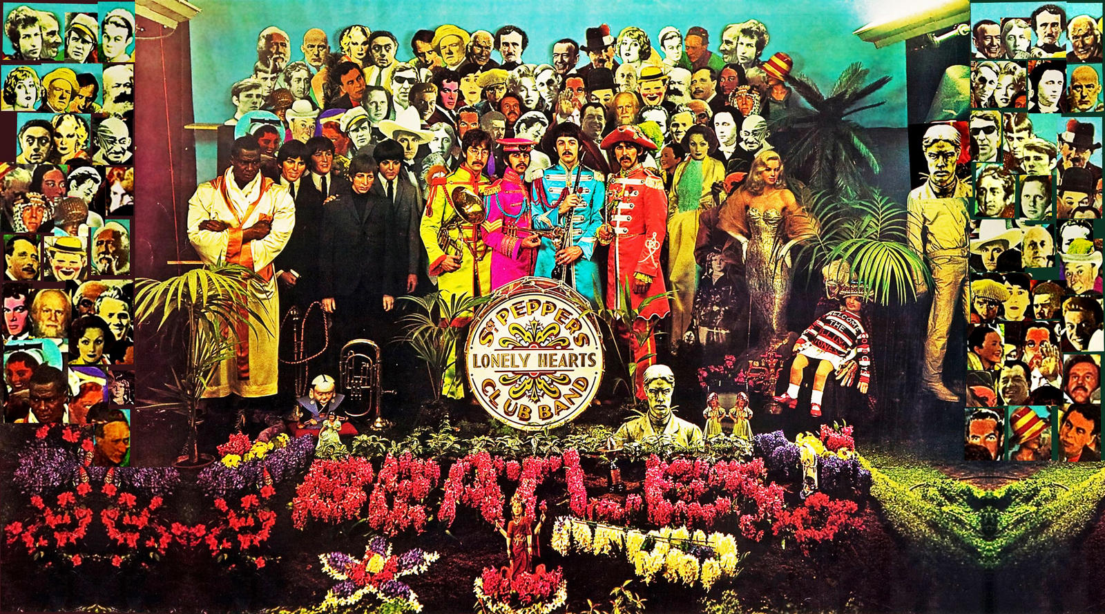 The Beatles / Remixed Sgt. Pepper unveiled at Abbey Road Studios
