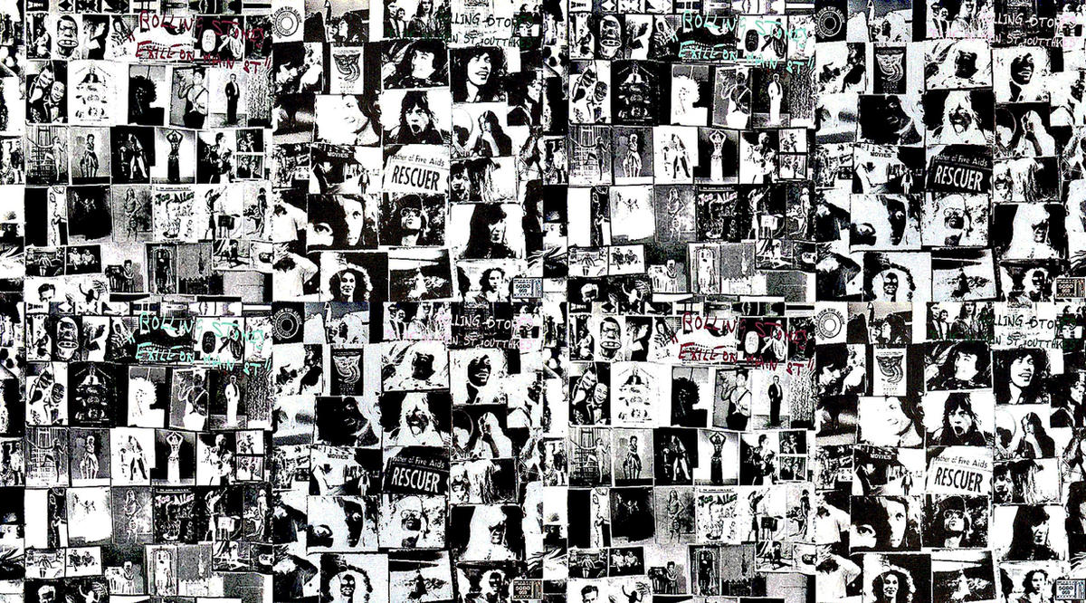 Image result for rolling stones exile on main st.