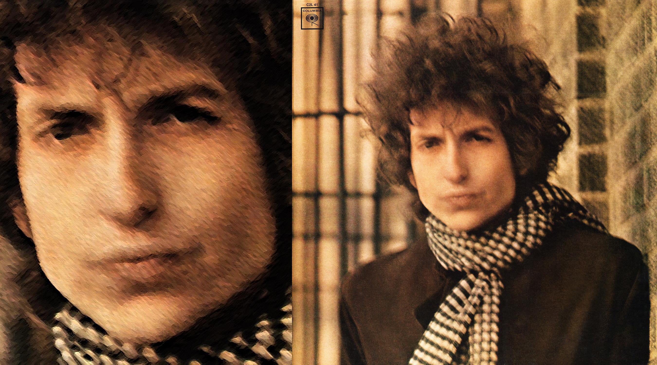 Bob Dylan Blond On Blonde 7
