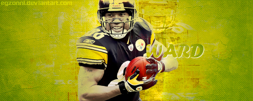 Hines Ward   Signature by EgzonNimani