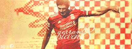 Steven Gerrard   Signature by EgzonNimani