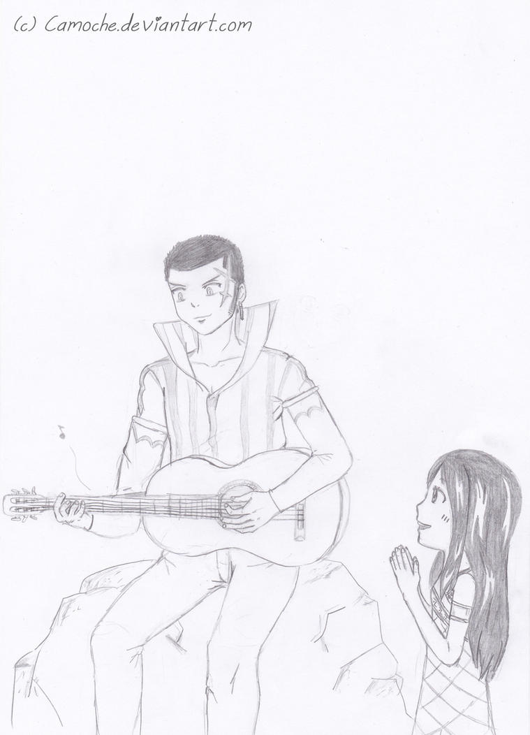 Dessins d'une patate cuite au four - Page 2 Wendy_and_doranbolt__mest___your_song_by_camoche-d5ha8tm