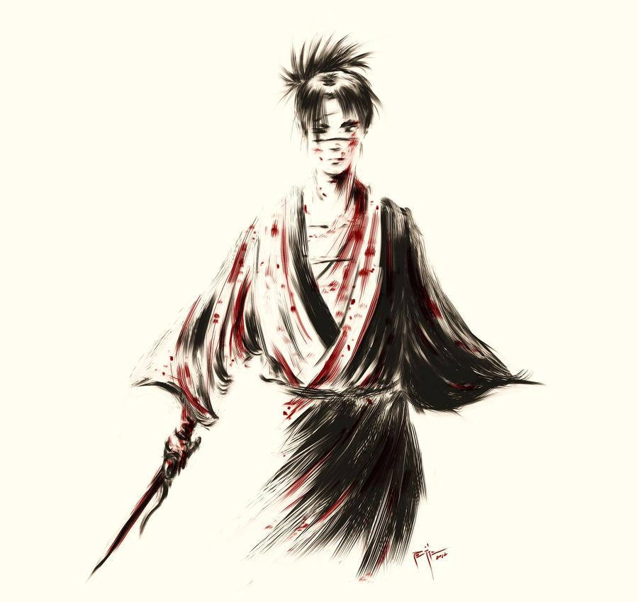 Manji,The Hundred Man Killer by PEJIE