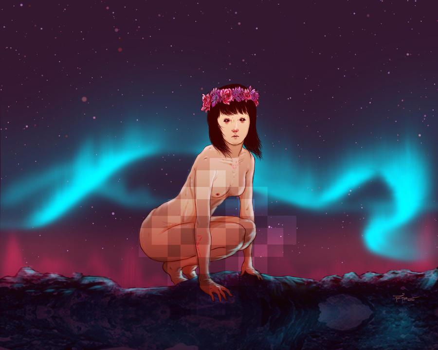 Aurora II by PEJIE