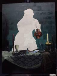 Oil Painting WIP 2