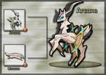 PokeFusion: Arcone