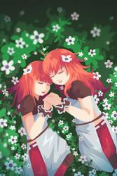 NieR Automata: Peaceful Sleep by Mephikal