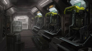 Dropship Interior