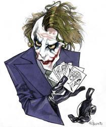 Joker by pietro-ant